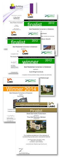 Architect awards